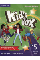 Купить - Книги - Kid's Box. Level 5. Pupil's Book