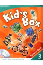 Купить - Книги - Kid's Box. Level 3 Activity