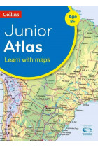 Купить - Книги - Collins Junior World Atlas