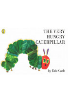 Купить - Книги - The Very Hungry Caterpillar