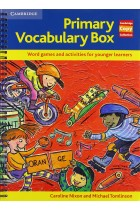 Купить - Книги - Primary Vocabulary Box: Word Games and Activities for Younger Learners