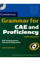 Купить - Книги - Cambridge Grammar for CAE and Proficiency Student Book with Answers (+CD)