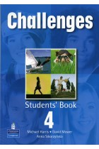 Купить - Книги - Challenges: Student Book, Global Bk. 4