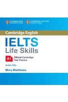 Купить - Книги - IELTS Life Skills Official Cambridge Test Practice A1 Audio CDs