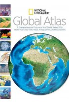 Купить - Книги - National Geographic Global Atlas: A Comprehensive Picture of the World Today