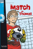 Купить - Книги - Le Match de Thomas (+ audio CD)