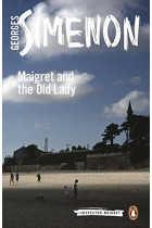 Купить - Книги - Maigret and the Old Lady