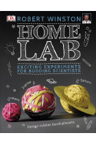 Купить - Книги - Home Lab: Exciting Experiments for Budding Scientists