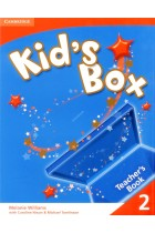 Купить - Книги - Kid's Box 2. Teacher's Book