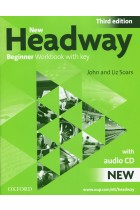 Купить - Книги - New Headway: Beginner. Workbook