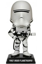 Купить - Для детей и мам - Фигурка Wacky Wobbler: Star Wars The Force Awakens - First Order Flametrooper (FUN6243)