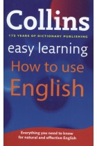 Купить - Книги - Collins Easy Learning. How to Use English
