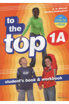 Купить - Книги - To the Top 1A Student's Book + Workbook with Culture Time for Ukraine (+ CD-ROM)