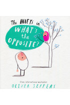 Купить - Книги - What's the Opposite? (The Hueys)