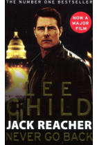 Купить - Книги - Jack Reacher: Never Go Back