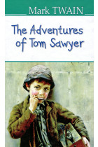 Купить - Книги - The Adventures of Tom Sawyer