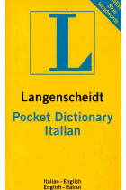 Купить - Книги - Italian Pocket Dictionary