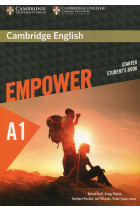 Купить - Книги - Cambridge English Empower A1. Starter Student's Book (+ Online access)