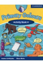 Купить - Книги - Primary Colours 4. Activity Book