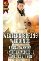 Купить - Книги - Western Spring Weddings