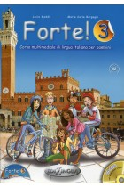 Купить - Книги - Forte!: Libro Dello Studente Ed Esercizi + CD 2 ((Level A2) (Italian Edition)