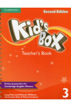 Купить - Книги - Kid's Box 3. Teacher's Book. Second Edition