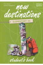 Купить - Книги - New Destinations. Elementary A1. Student's Book