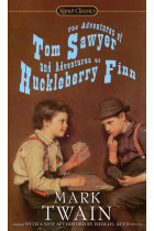 Купить - Книги - The Adventures of Tom Sawyer and Adventures of Huckleberry Finn