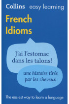 Купить - Книги - Collins Easy Learning. French Idioms