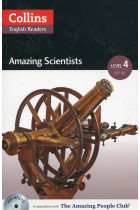 Купить - Книги - Collins Elt Readers — Amazing Scientists. Level 4