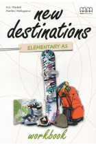 Купить - Книги - New Destinations. Elementary A1. Workbook