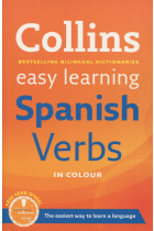 Купить - Книги - Collins Easy Learning. Spanish Verbs (+ Spanish Verb Wheel)