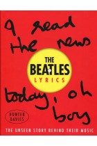 Купить - Книги - The Beatles Lyrics: The Unseen Story Behind Their Music