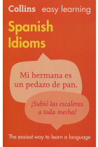 Купить - Книги - Collins Easy Learning. Spanish Idioms