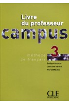 Купить - Книги - Campus 3 Teacher's Guide (French Edition)