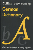 Купить - Книги - Collins Easy Learning. German Dictionary