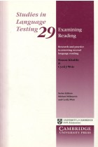 Купить - Книги - Studies in Language Testing. Book 29. Examining Reading.Research and Practice in Assessing Second Language Reading