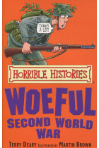 Купить - Книги - Woeful Second World War