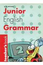 Купить - Книги - Junior English Grammar: Book 2: Teacher's Book