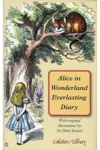 Купить - Блокноты - Alice in Wonderland Everlasting Diary