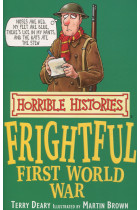 Купить - Книги - Frightful First World War