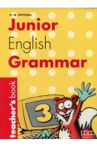 Купить - Книги - Junior English Grammar: Book  3: Teacher's Book