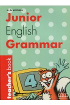 Купить - Книги - Junior English Grammar: Book 4: Teacher's Book