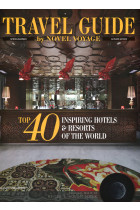 Купить - Книги - Travel Guide by Novel Voyage. Top 40 Inspiring Hotels & Resorts of the World