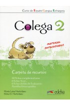 Купить - Книги - Colega 2 - Carpeta de recursos (Spanish Edition)