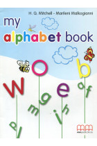 Купить - Книги - My Alphabet Book (+ stickers)