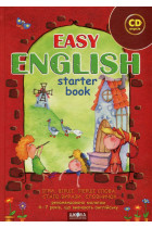 Купить - Книги - Easy English Starter Book (+ CD-ROM)