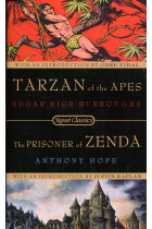 Купить - Книги - Tarzan of the Apes and the Prisoner of Zenda