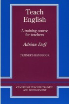 Купить - Книги - Teach English Trainer's Handbook. A Training Course for Teachers