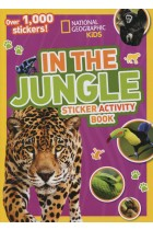 Купить - Книги - In the Jungle. Sticker Activity Book